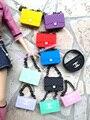 15 различных стилей для выбирают Кукла аксессуары Модные сумки кошелек для Барби 1:6 куклы BBI00515