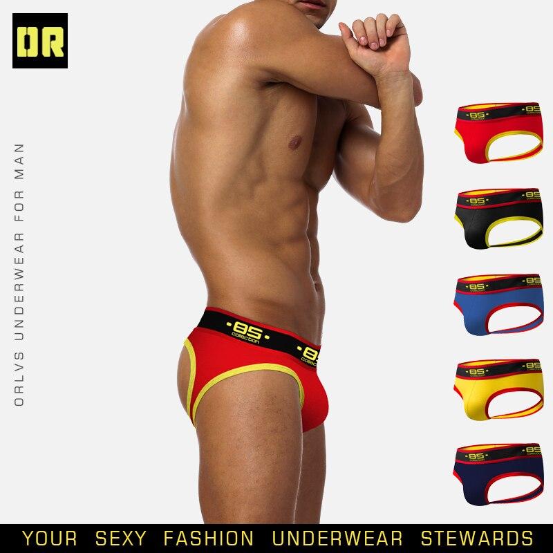 BS Brand Sexy Gay Jockstrap Underwear Men Tanga Hombre String Thong Lingerie Men Sissy Panties Bikini Penis Jock Strap BS177