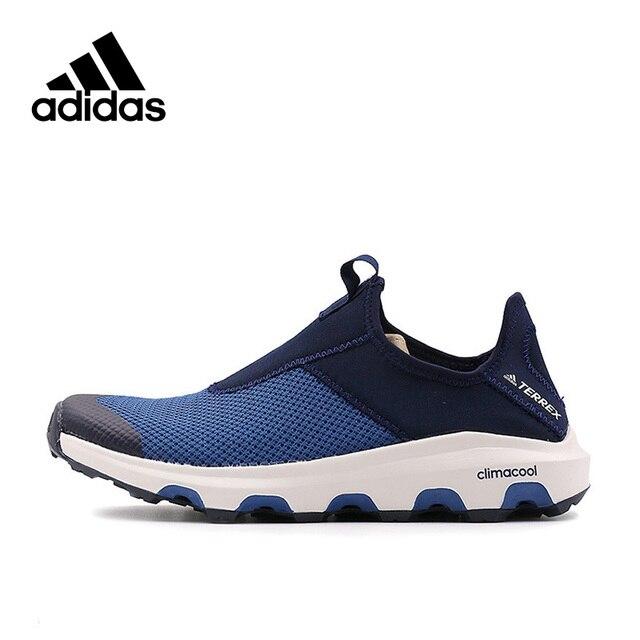 Asli Baru Kedatangan Otentik Adidas Climacool TERREX pria Menjalankan Sepatu  Olahraga Sneakers ab8e578944