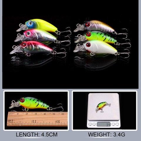 pesca definido 5 modelos manivela isca