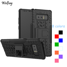 Wolfsay For Cover Samsung Galaxy Note 8 Case N5100 Silicone Plastic Case For Samsung Galaxy Note 8 Cover For Samsung Note 8 Case
