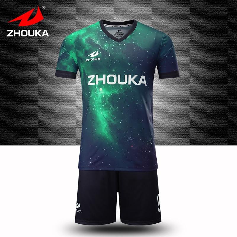 f7405cfde9 Online football uniform design full sublimation custom retro soccer jersey  Football team training suit striped camisa de futebol