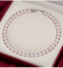 Eternal wedding Women Gift word 925 Sterling silver real natural big Counter genuine 9-10-11mm light day round p