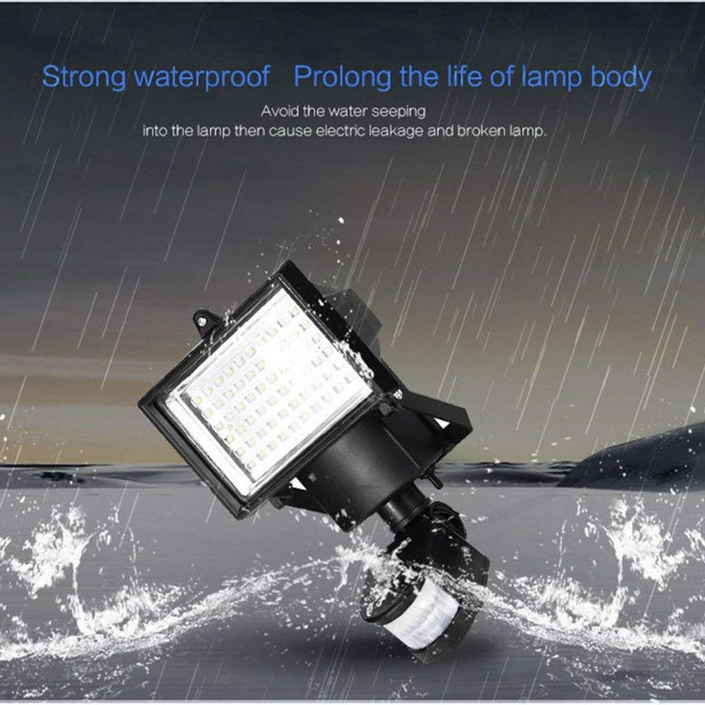 ultra brilhante sensor de movimento solar luzes 03