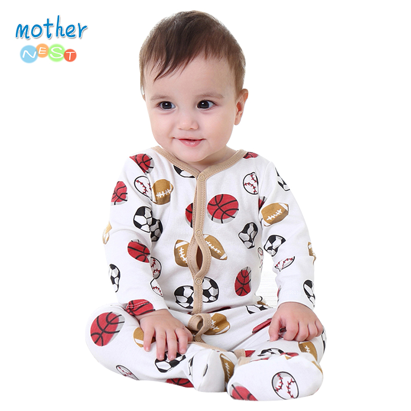 Mother Nest Brand Baby Rompers 10 Styles Baby Girl Boy