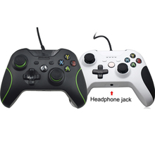 Wired USB Controller For Microsoft Xbox One Computer PC Controller Xone Gamepad Joystick Mando for Xbox one Slim USB Controle