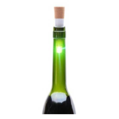 פקק בצורת USB נטענת LED לילה אור סופר בהיר ריק יין בקבוק מנורת עבור מסיבת חג המולד