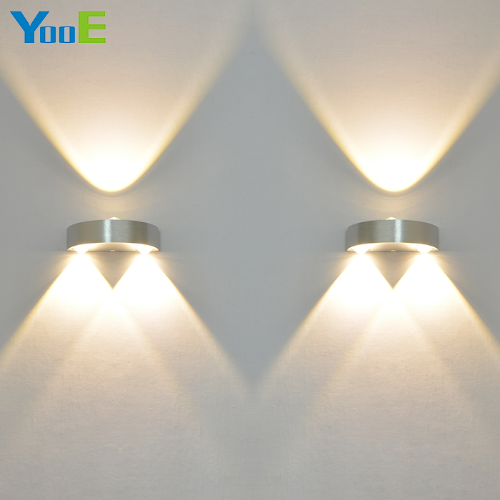 Cut price yooe 2pcslots wall lamps indoor led 3w ac110220v modern yooe 2pcslots wall lamps indoor led 3w ac110220v modern wall sconce indoor aloadofball Gallery