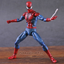 Marvel Spider Man Mafex 075 the Amazing SpiderMan Comic Ver