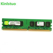 wholesale  100% Brand New 1GB DDR2 800MHz  667MHz 533MHz For Desktop Ram Memory 1gb  / Free Shipping!