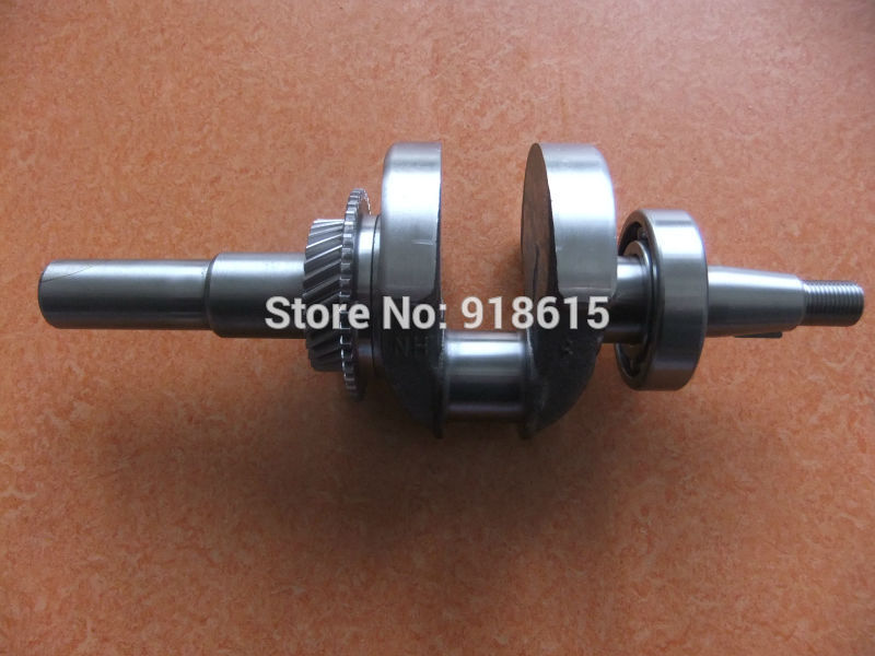 GX270 crankshaft slotting shaft gasoline engine parts replacementGX270 crankshaft slotting shaft gasoline engine parts replacement