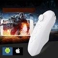 Novo 4 em 1 Mini Bluetooth Sem Fio do obturador remoto Bluetooth Gamepad Controlador de Jogo Pega para Android/iOS Telefone Tablet Laptop