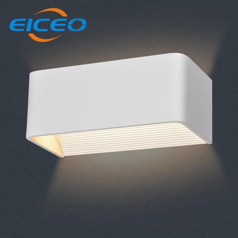 ФОТО (EICEO) 18W Size54x10x8cm Models LED Wall Lamp Aisle Lights Corridor Project According Videos Modern Minimalist Lighting AC220V