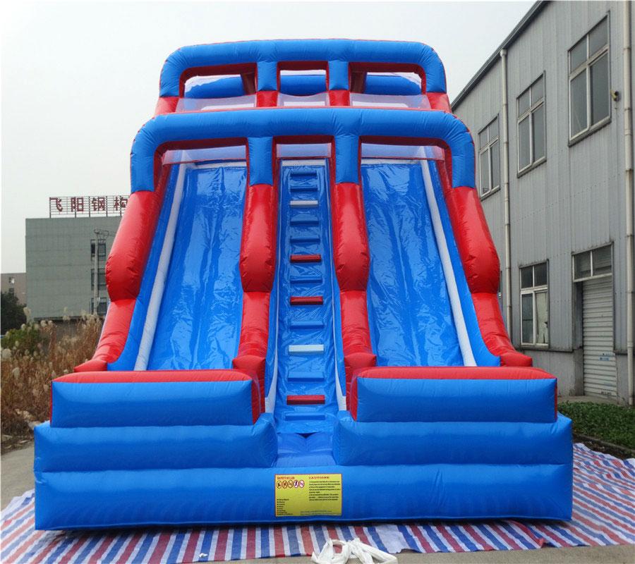 Outdoor indoor playground equipment slide customized