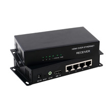 1080P HDMI Video 1×4 HDMI over CAT5 / 6 Extender Splitter up to 120 Meter