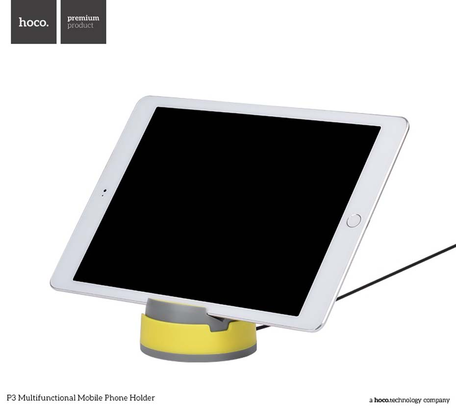 Hoco Möbel original hoco p3 multifunctional mobile phone charging holder