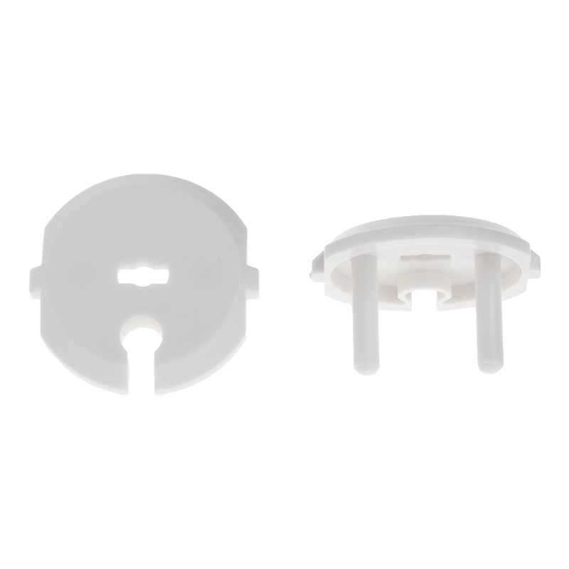10Pcs/Lot French Standard Baby Safety Plug Socket Protective Cover Children Care