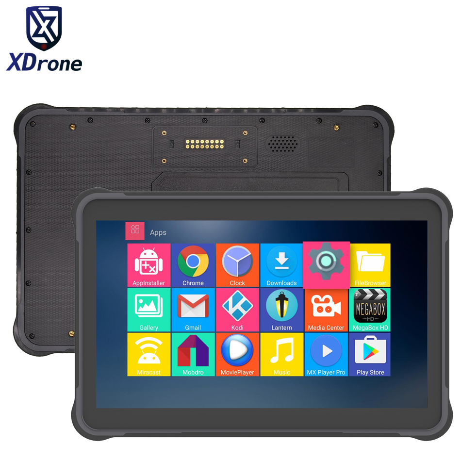 China KT11 Waterproof Rugged Tablet PC Android 7.0 10.1