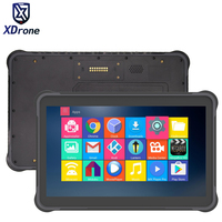 China KT11 Waterproof Rugged Tablet PC Android 7.0 10.1 1920X1200 3GB RAM 13.0MP 2D Scanner Shockproof 4G LTE RS232 810G GPS