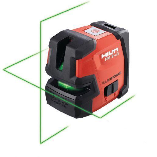 Hilti PM 2-LG зеленая линия лазерный Hilti лазерный уровень