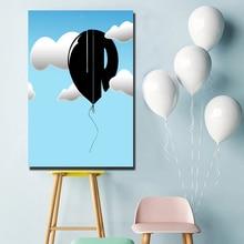 Up In The Ear Balloons Explore Travel Traveling Journey Animation Anime Movie Film Artwork Design Children Bedroom Decoration