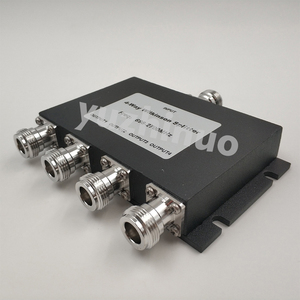 Image 3 - مقسم طاقة N Female 698 ~ 2700 ميجاهرتز مقسم 4 اتجاهات مقسم 1 4 مقسم لمكبر إشارة مقوي إشارة الهاتف الخليوي 2G 3G 4G