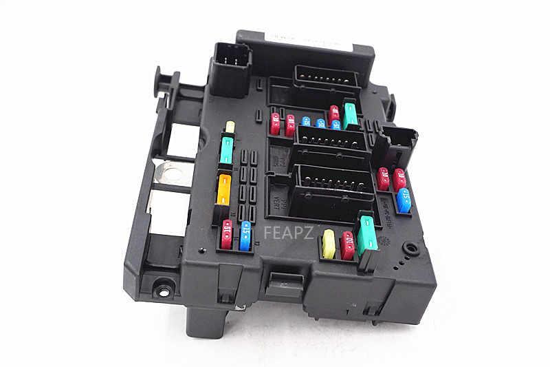 fuse box unit assembly relay for citroen c3 c5 c8 xsara picasso peugeot  206 cabrio 307