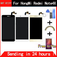 Q Y QYJOY For Xiaomi Redmi Note 4X Note4X Note 4 Global Version Snapdragon 625 3GB