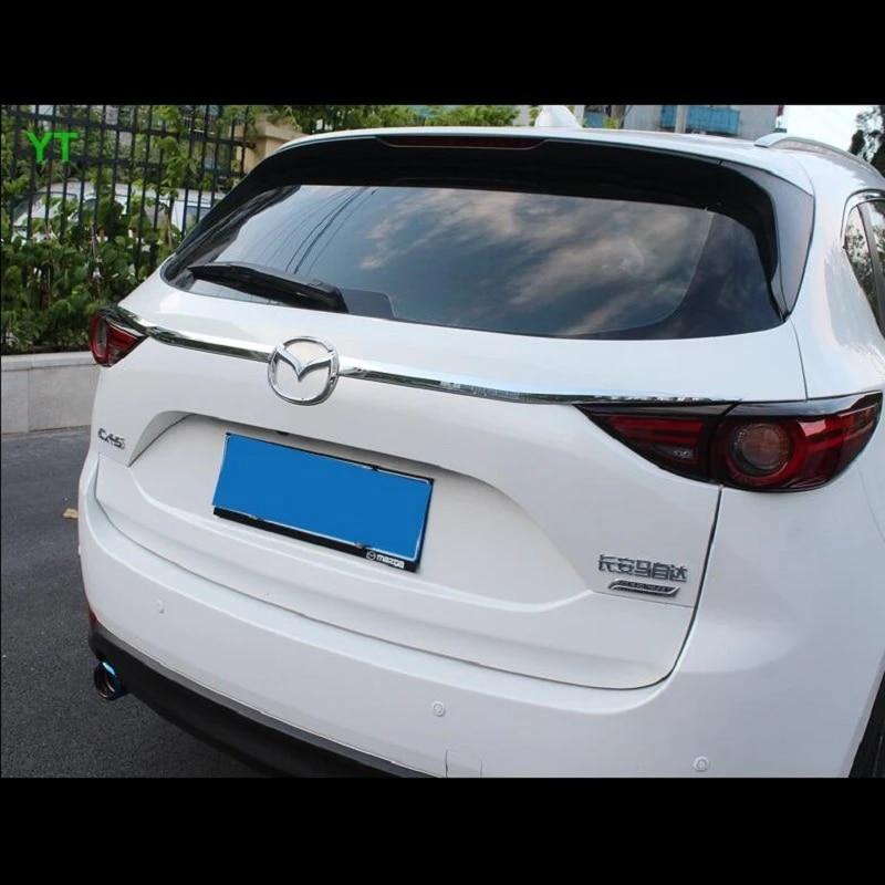 JIERS Per Mazda CX-5 CX5 2017-2020 ABS Accessori per Interni Auto con Cornice Decorativa a Tazza dAcqua