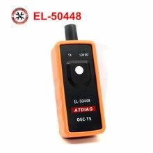 EL 50448 датчик давления в шинах TPMS инструмент активации EL-50448 для инструмент SPX автомобиль машина Авто Автомобильный