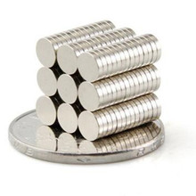 Zion  20/50/100pcs Dia 4x1mm super strong magnet N35 small round permanent rare earth neodymium magnets Disc 4*1mm