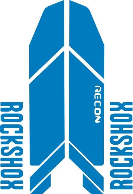 Rockshox Recon Fork Decals Satu Sticker