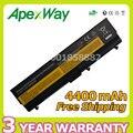 Apexway batería del ordenador portátil para lenovo thinkpad l410 l412 l420 l510 l520 E40 E50 SL410 SL510 T410 T420 T510 T520 FRU 42T4795 42T4797