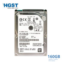 "HGST Brand Laptop PC 2.5 ""160GB Sata 1.5Gb/s-3.0Gb/s Notebook hdd hard disk drive 2mb/8mb 5400RPM-7200RPM(China)"
