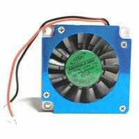 Adda AB3505LX-QB0 dc 5 v 0.10a 35x35x07mm 2 선 서버 스퀘어 블로어 팬용 신규