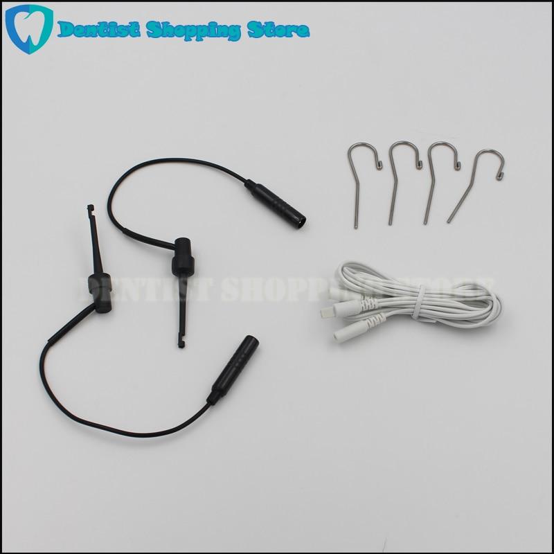 Morita Endodontic Treatment Measuring Cable Apex Locator Accessories Measuring Wire Probe Cord File Holders Hooks Lip Clips