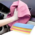 5 ШТ. Стайлинга Автомобилей Автомойка Чистой Губкой Кисти многоцелевой очистки полотенце для Очистки Стекол Автомобиля Волны Мыть ультра-тонкого волокна полотенце