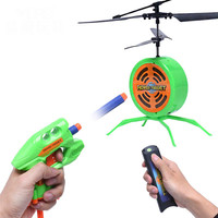 High Quality Flying Infrared Induction Playing Ball Remote Control Flying Saucer Toys For Kids Free Shipping