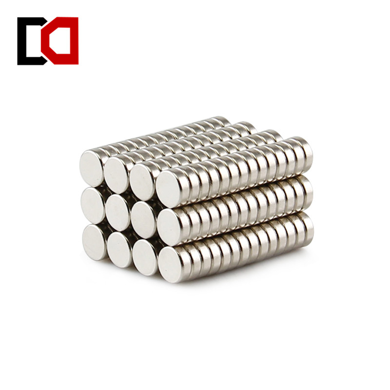 Free shipping wholesale 100pcs Disc 6x2mm N50 rare earth permanent industrial strong neodymium magnet NdFeB magnets nickle free shipping neodymium disc magnet 10pcs 25x3mm with hole 13mm n50 rare earth permanent strong ndfeb magnets