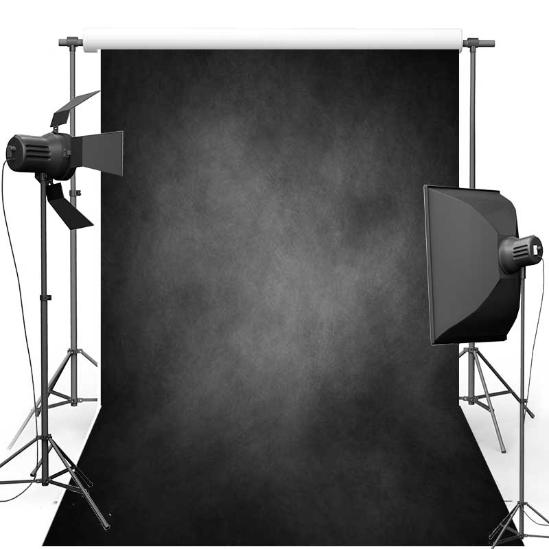 Vinyl Photography Background Vintage New Fabric Flannel Backdrop Retro Concrete Dark Grey Wall for photo studio 775 thin vinyl vintage book shelf backdrop book case library book store printed fabric photography background f 2686