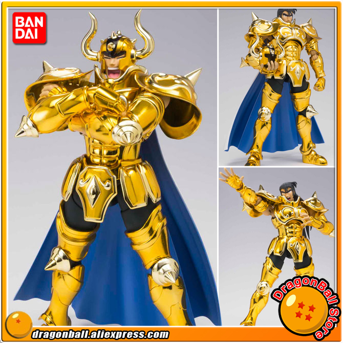 Japan Anime Saint Seiya Original BANDAI Tamashii Nations Saint Cloth Myth EX Action Figure - Taurus Aldebaran saint seiya soul of gold original bandai tamashii nations saint cloth myth ex action figure taurus aldebaran god cloth