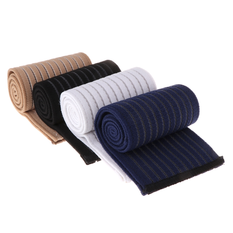 Bandage Elbow Wrist Knee Shin Ankle Hand Support Wrap Brace Elastic Compression New