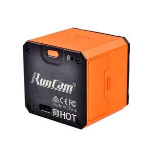 Image 4 - Runcam 3 s wifi fpv câmera 1080p 60fps runcam3s 160 graus de largura anjo ação câmera pal/ntsc switchable runcam 3 versão atualizada