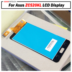 Original Para Asus ZC520KL DIsplay LCD + Touch Screen Digitador Assembléia Para Asus Zenfone 4 Max ZC520KL LCD teste ok antes do navio