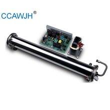 Super! 80G Ozon Generator Voor Industrie Waterbehandeling Lucht Ozon Deodorizer Kleur Bleken Lange Levensduur + Gratis Verzending
