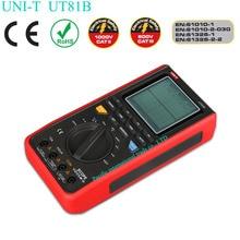 Big discount UT81B digital multimeters have embedded digital control technology design, with digital storage oscilloscopes,digital multimeter