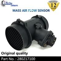 XUAN MAF MASS AIR FLOW METER SENSOR 280217100 FOR MERCEDES BENZ W124 W202 W210 S124 S202 S210 C208 A208 C124 SSANGYONG Korando