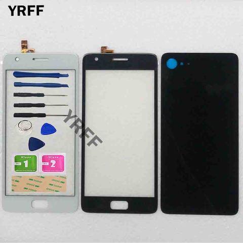 Чехол для мобильного телефона с сенсорным экраном и задней крышкой
