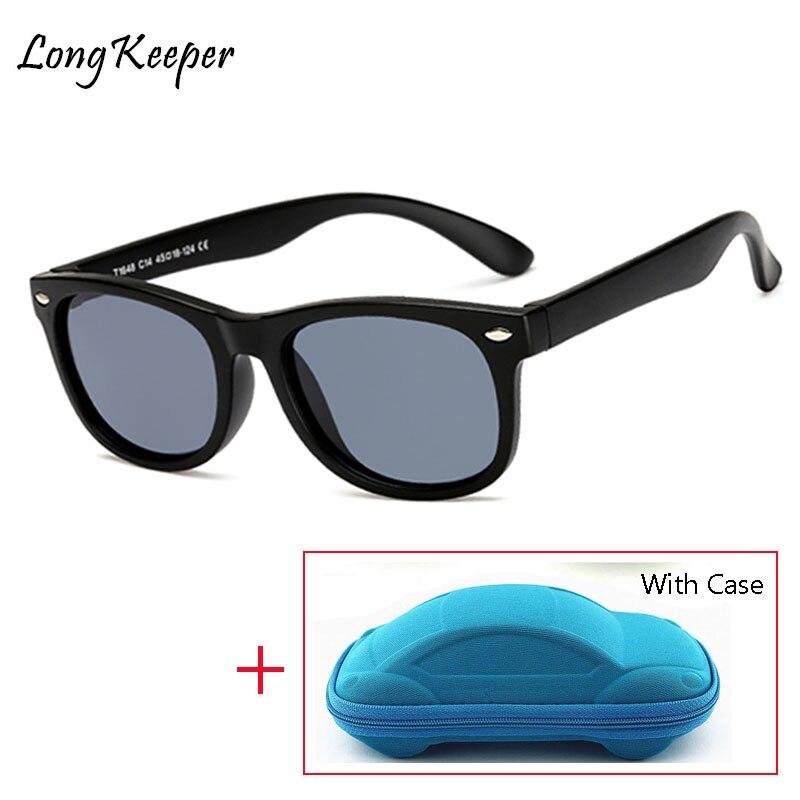 1-7 Jahre Alte Kinder Sonnenbrille Kinder Kinder Kühlen Sonnenbrille Uv Schutz Brillen Sonnenbrille Reisen Junge Mädchen Mit Fall