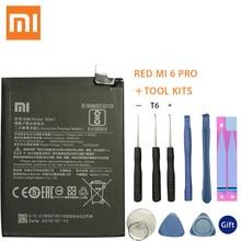 Xiao Mi Original Battery BN47 4000 mAh for Xiaomi Redmi 6 Pro / A2 Lite High Quality Phone Replacement Batteries